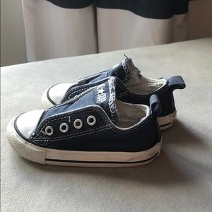 Boys converse all star sneakers